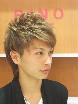 成人式の男の髪型!かっこいい ...